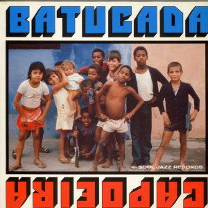 Batucada-Capoeira