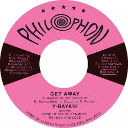 Y-Bayani - Get Away