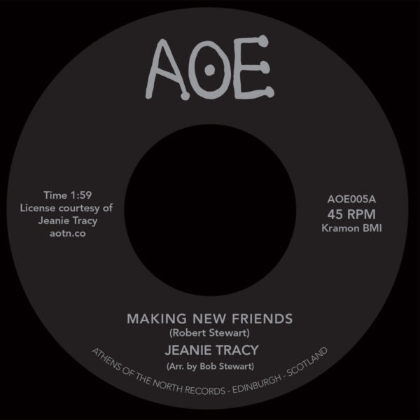 Jeanie Tracy - Making New Friends