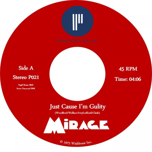 Just Cause Im Guilty Cant Stop a Man in Love - Mirage