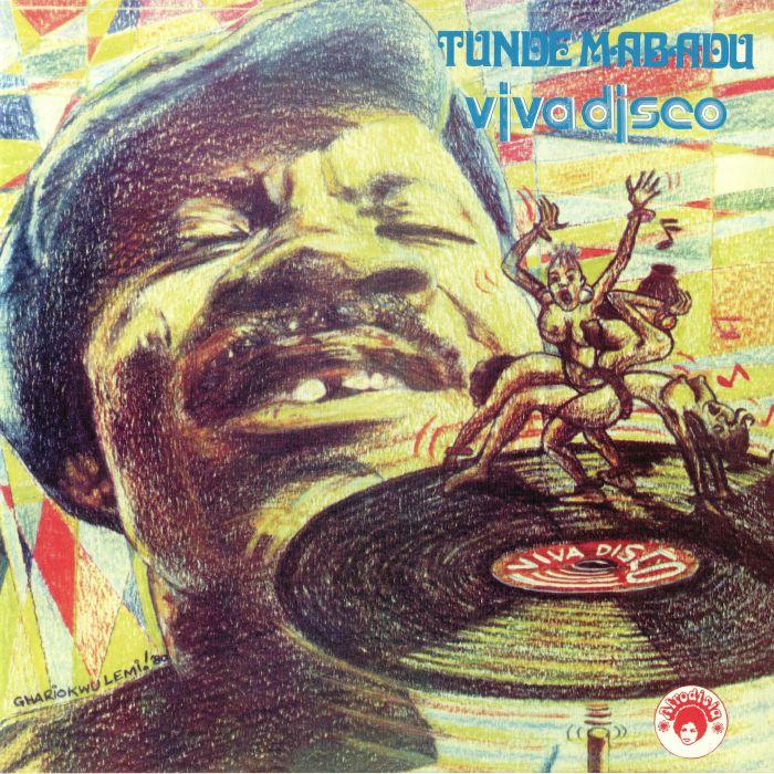 Tunde Mabadu - Viva Disco