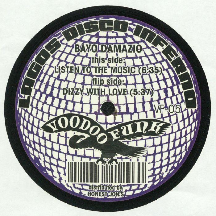Bayo Damazio - Listen To The Music