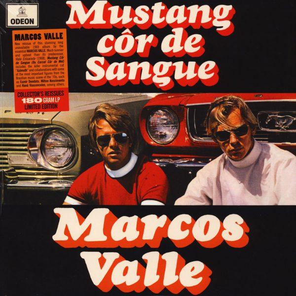 Marcos Valle – Mustang Côr De Sangue