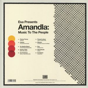 Esa Presents – Amandla