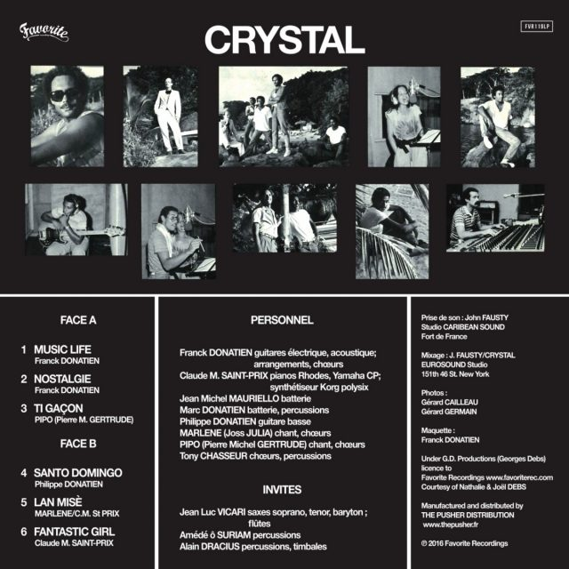 Crystal – Music Life Back