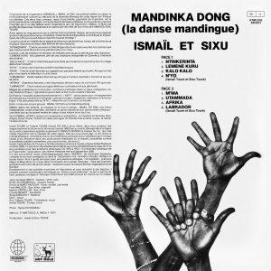 Ismaïl & Sixu Touré – Mandinka Dong B