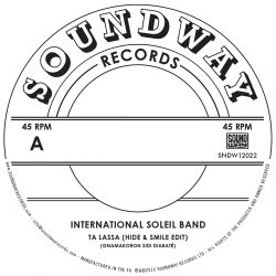 International Soleil Band – Ta Lassa