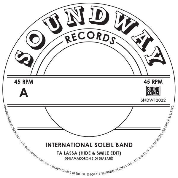 International Soleil Band – Ta Lassa