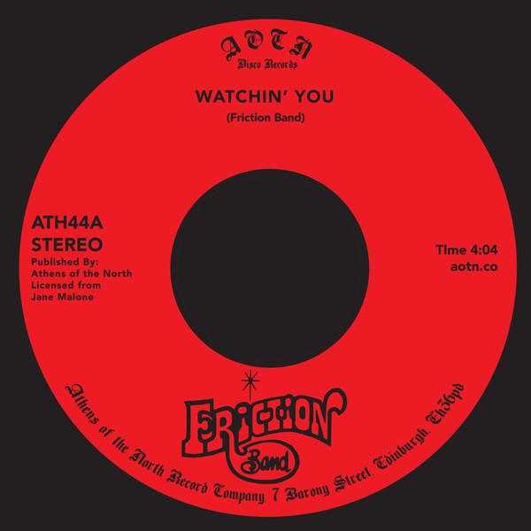 Friction Band – Watchin' You