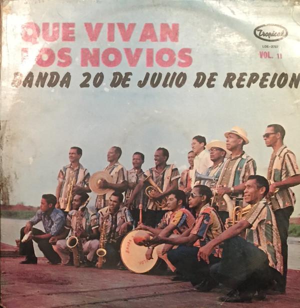 Que Vivan Los Novios - Tropikon Records