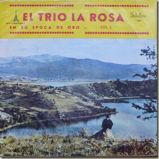 Trio La Rosa - En Su Epoca De Oro VOL1