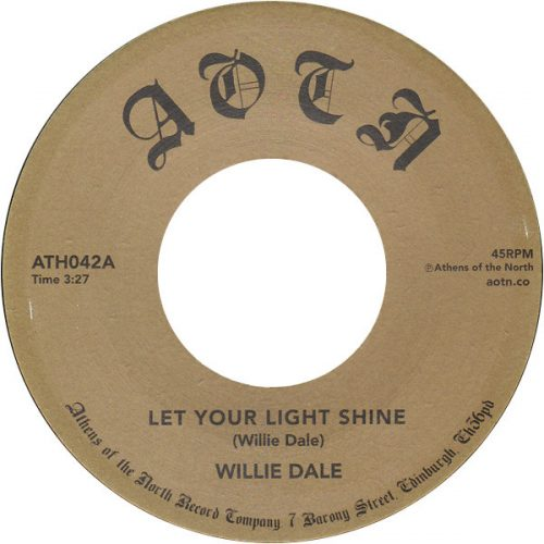 Willie Dale – Let Your Light Shine