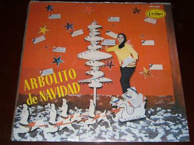 Various - Arbolito de Navidad (LP)