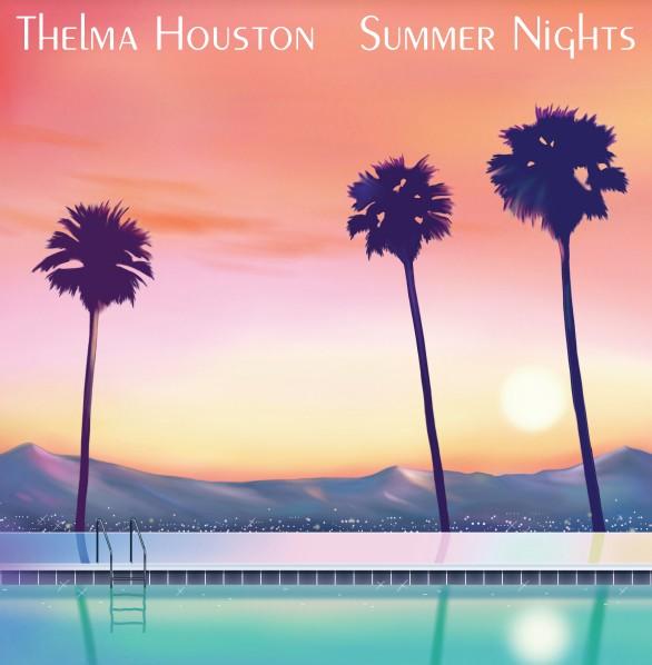 """Thelma Houston - Summer Nights (12"""", MiniAlbum)"""