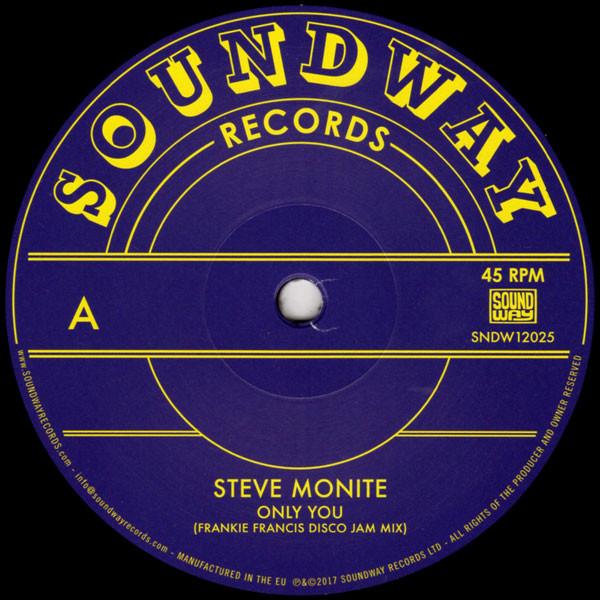 Steve Monite, Tabu Ley Rochereau – Only You / Hafi Deo