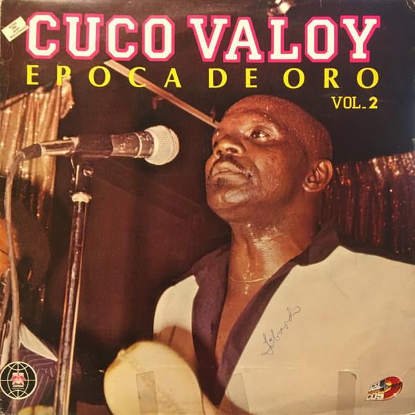 Cuco Valoy - Epoca de Oro Vol 2