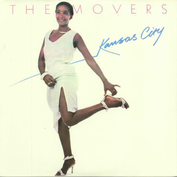 The Movers - Kansas City (LP, Album, RE, 180)
