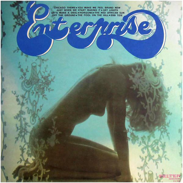 Enterprise - Enterprise (LP, Album, RE, RM)