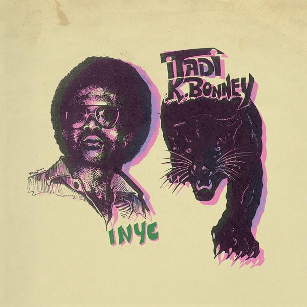 Itadi K. Bonney - Itadi K. Bonney (LP, Dlx, RE, RM)
