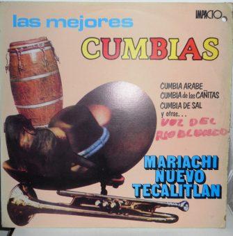Mariachi Nuevo Tecalitlan - Las Mejores Cumbias