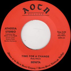 Benita Time For A Change