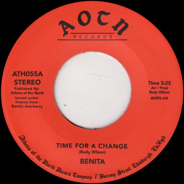 Benita Time For A Change