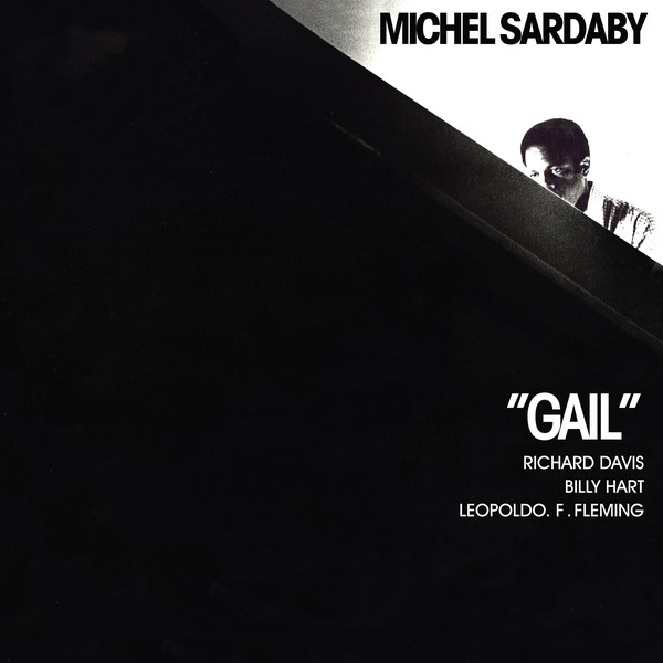 Michel Sardaby - Gail (LP, RE, RM)