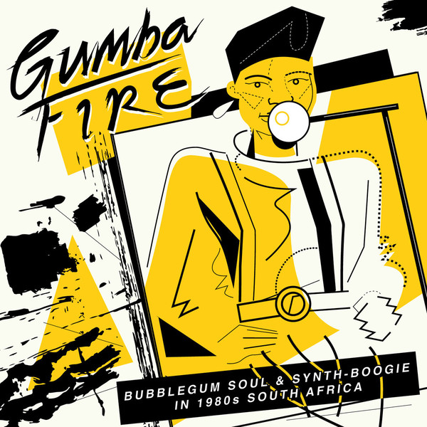 """Various - Gumba Fire (Bubblegum Soul & Synth-Boogie In 1980s South Africa) (3x12"""", Comp)"""