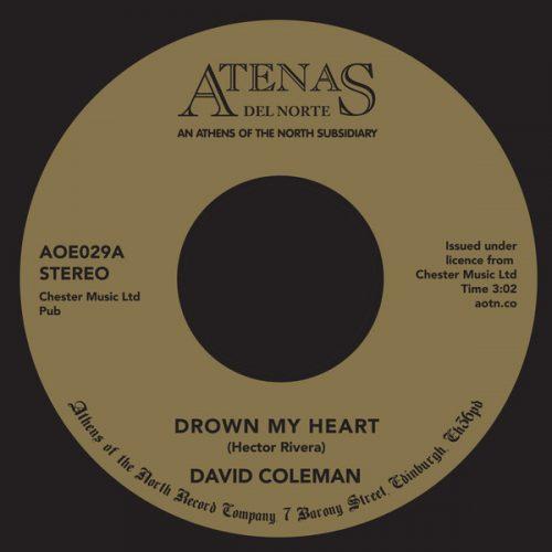 David Coleman - Drown My Heart / My Foolish Heart