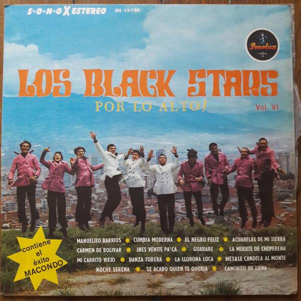 Los Black Stars - Por Lo Alto