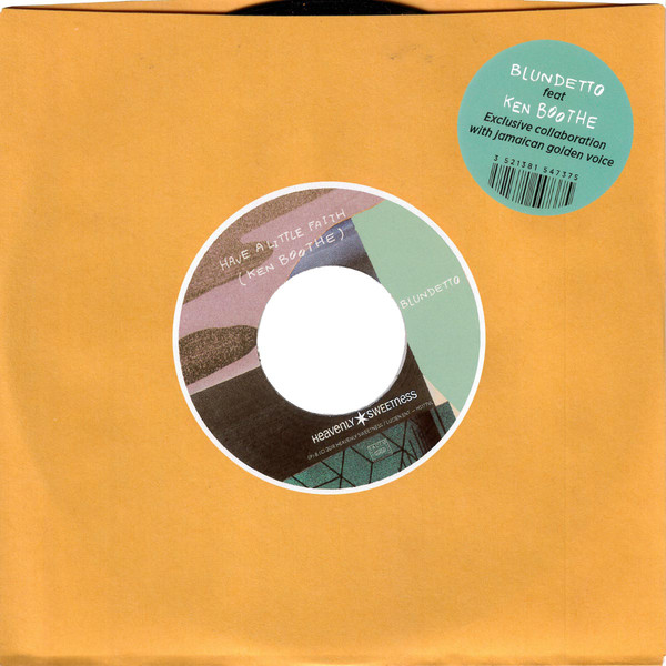 Blundetto feat Ken Boothe – Have A Little Faith
