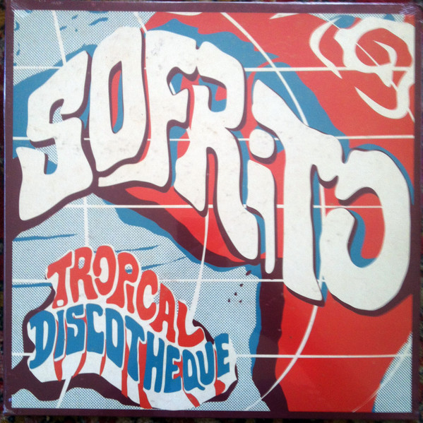 Various - Sofrito (Tropical Discotheque) (2xLP, Comp, Ltd, RE)