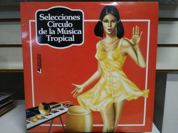 Various - Selecciones Circulo De La Musica Tropical (3xLP, Comp)