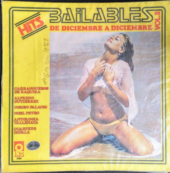 Bailables de Diciembre A Diciembe Vol.8