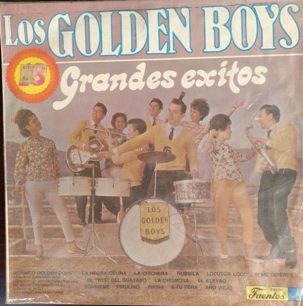 Los Golden Boys - 18 Grandes Exitos