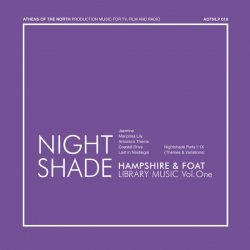 Hampshire & Foat - Nightshade (LP, Album)