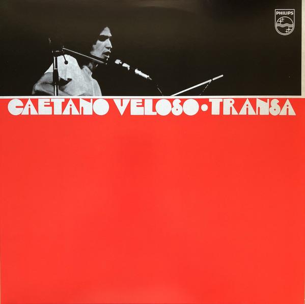 Caetano Veloso - Transa (LP, Album, Ltd, RE, 180)