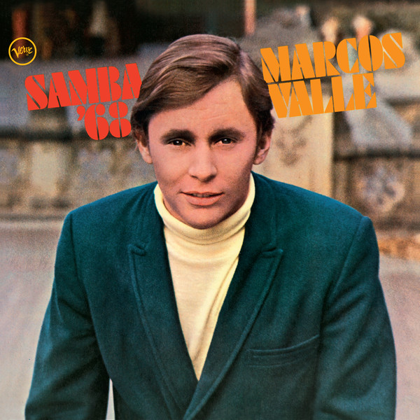 Marcos Valle - Samba '68 (LP, Album, Ltd, RE, RM, 180)