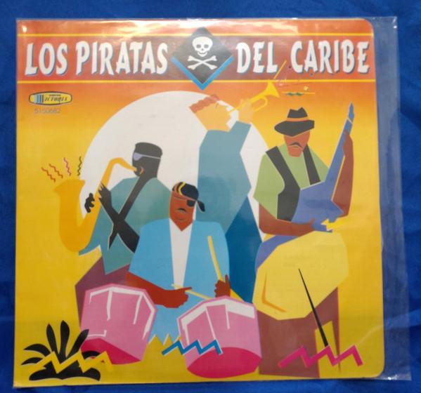 Various - Los Piratas Del Caribe (LP, Comp)