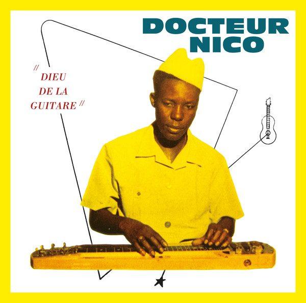 Docteur Nico – Dieu De La Guitare