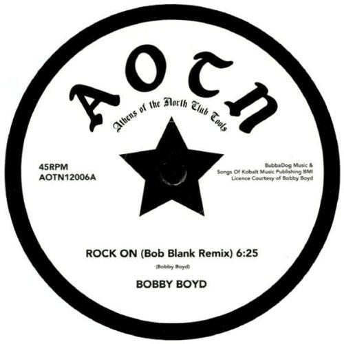"""Bobby Boyd - Rock On (12"""")"""