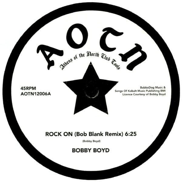 "Bobby Boyd - Rock On (12"")"