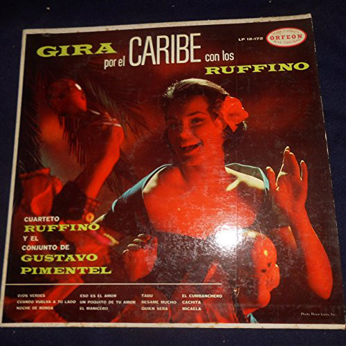 Gira por el Caribe con los Ruffino