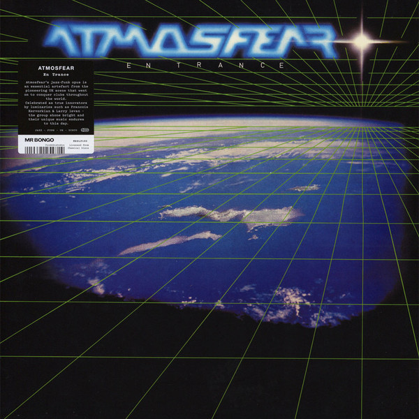Atmosfear - En Trance (LP, Album, RE, RM)