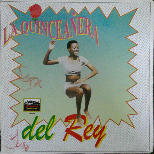 "Various - La 15 Añera Del Rey (12"", Comp)"