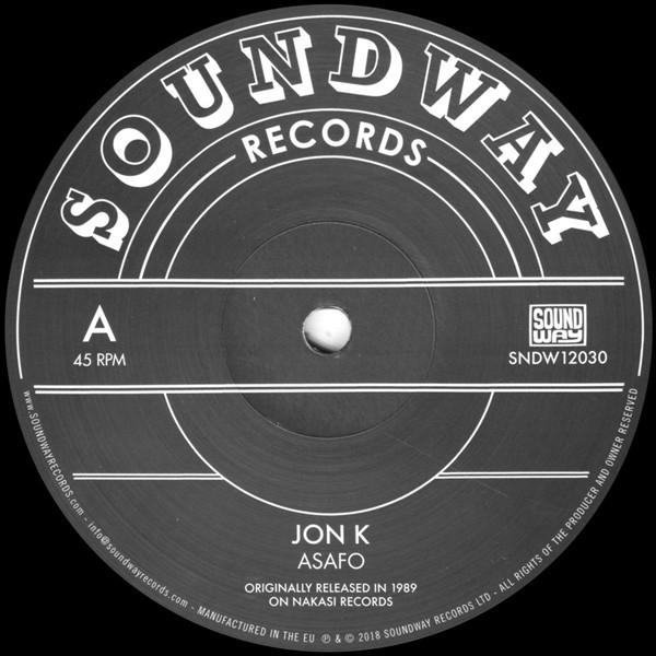 Jon K, Pat Thomas – Asafo / Enye Woa