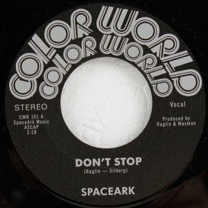Spaceark – Don't Stop