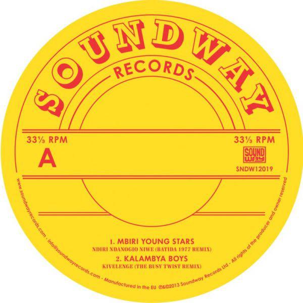 Kenya Special Remixes EP