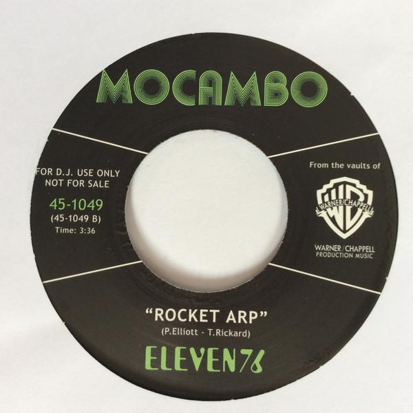 Eleven76 – The Dark Side Of Pluto / Rocket Arp