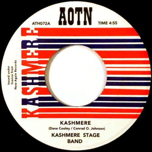 "Kashmere Stage Band - Kashmere / Scorpio (7"", Single, Ltd)"